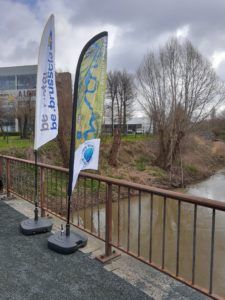 vlaggen fiere rivieren brussel